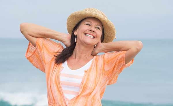 Kom ud i solen og bliv mere energisk