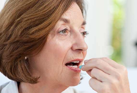 En lille bitte pille – hvorfor er det så svært?