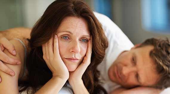 Tørre slimhinder efter behandling for brystkræft