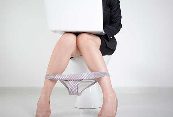 Tissebesvær kan være et alvorligt symptom