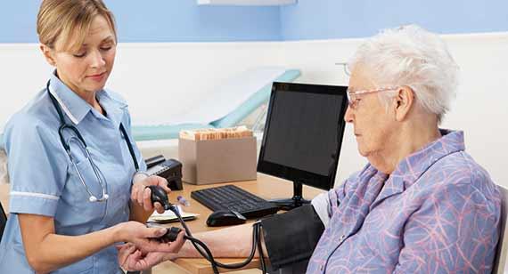 blodtryk ældre mennesker