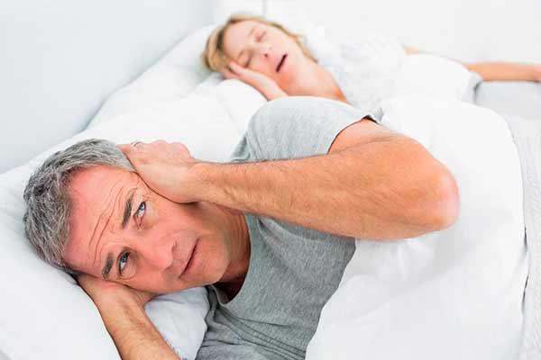 symptomer søvnapnø
