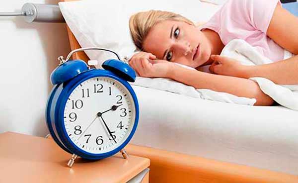 overgangsalder og søvn