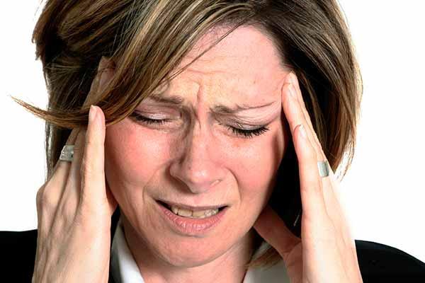 overgangsalder og hovedpine